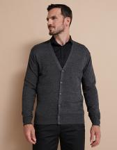 Men`s Lightweight V-Neck Cardigan