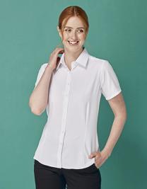Ladies Wicking Short Sl. Shirt